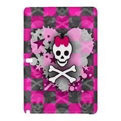 Princess Skull Heart Samsung Galaxy Tab Pro 10.1 Hardshell Case