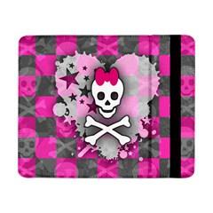 Princess Skull Heart Samsung Galaxy Tab Pro 8.4  Flip Case