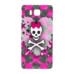 Princess Skull Heart Samsung Galaxy Alpha Hardshell Back Case