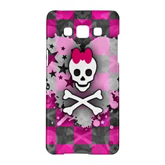 Princess Skull Heart Samsung Galaxy A5 Hardshell Case