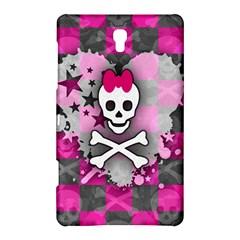 Princess Skull Heart Samsung Galaxy Tab S (8.4 ) Hardshell Case