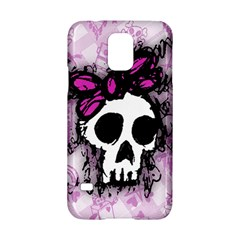 Sketched Skull Princess Samsung Galaxy S5 Hardshell Case