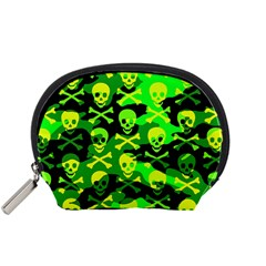 Skull Camouflage Accessory Pouch (Small)