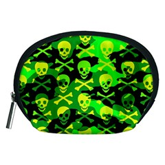 Skull Camouflage Accessory Pouch (Medium)