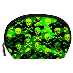 Skull Camouflage Accessory Pouch (large)