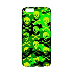 Skull Camouflage Apple Iphone 6 Hardshell Case