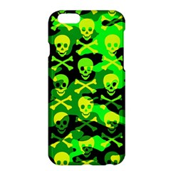 Skull Camouflage Apple iPhone 6 Plus Hardshell Case