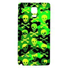 Skull Camouflage Samsung Note 4 Hardshell Back Case