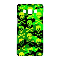 Skull Camouflage Samsung Galaxy A5 Hardshell Case