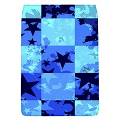 Blue Star Checkers Removable Flap Cover (s)
