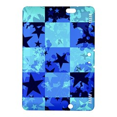 Blue Star Checkers Kindle Fire HDX 8.9  Hardshell Case