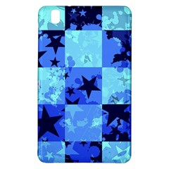 Blue Star Checkers Samsung Galaxy Tab Pro 8 4 Hardshell Case