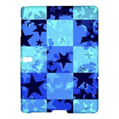 Blue Star Checkers Samsung Galaxy Tab S (10.5 ) Hardshell Case