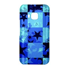 Blue Star Checkers HTC One M9 Hardshell Case