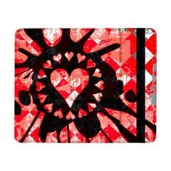 Love Heart Splatter Samsung Galaxy Tab Pro 8.4  Flip Case