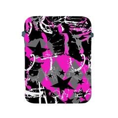 Pink Scene Kid Apple Ipad Protective Sleeve