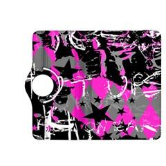 Pink Scene kid Kindle Fire HDX 8.9  Flip 360 Case