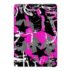 Pink Scene kid Samsung Galaxy Tab Pro 10.1 Hardshell Case