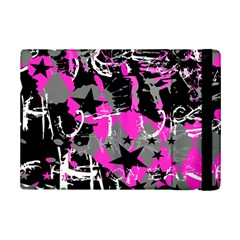 Pink Scene kid Apple iPad Mini 2 Flip Case