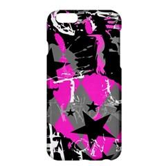 Pink Scene kid Apple iPhone 6 Plus Hardshell Case