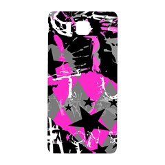 Pink Scene kid Samsung Galaxy Alpha Hardshell Back Case