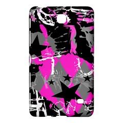 Pink Scene kid Samsung Galaxy Tab 4 (7 ) Hardshell Case