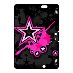 Pink Star Graphic Kindle Fire HDX 8.9  Hardshell Case