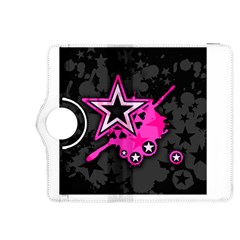 Pink Star Graphic Kindle Fire HDX 8.9  Flip 360 Case