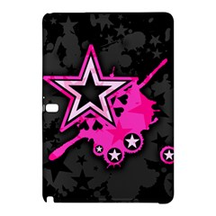 Pink Star Graphic Samsung Galaxy Tab Pro 10 1 Hardshell Case