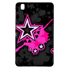 Pink Star Graphic Samsung Galaxy Tab Pro 8.4 Hardshell Case