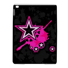 Pink Star Graphic Apple iPad Air 2 Hardshell Case