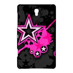 Pink Star Graphic Samsung Galaxy Tab S (8.4 ) Hardshell Case