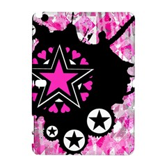 Pink Star Splatter Samsung Galaxy Note 10.1 (P600) Hardshell Case