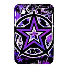 Purple Star Samsung Galaxy Tab 2 (7 ) P3100 Hardshell Case