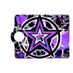 Purple Star Kindle Fire HD (2013) Flip 360 Case