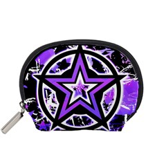 Purple Star Accessory Pouch (small)