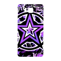 Purple Star Samsung Galaxy Alpha Hardshell Back Case