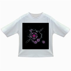 Pink Star Explosion Baby T Shirt