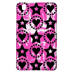 Star And Heart Pattern Samsung Galaxy Tab Pro 8.4 Hardshell Case