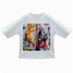 Abstract Graffiti Baby T Shirt
