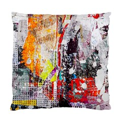 Abstract Graffiti Cushion Case (two Sided)
