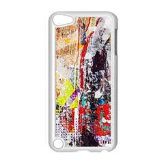 Abstract Graffiti Apple Ipod Touch 5 Case (white)