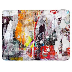 Abstract Graffiti Samsung Galaxy Tab 7  P1000 Flip Case