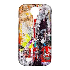 Abstract Graffiti Samsung Galaxy S4 Classic Hardshell Case (pc+silicone)