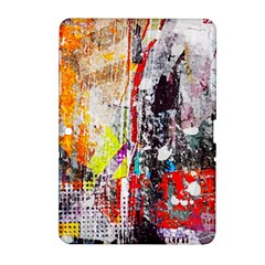 Abstract Graffiti Samsung Galaxy Tab 2 (10 1 ) P5100 Hardshell Case