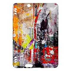 Abstract Graffiti Kindle Fire Hdx Hardshell Case