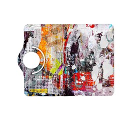 Abstract Graffiti Kindle Fire Hd (2013) Flip 360 Case
