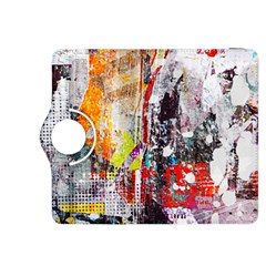 Abstract Graffiti Kindle Fire HDX 8.9  Flip 360 Case