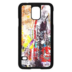 Abstract Graffiti Samsung Galaxy S5 Case (black)