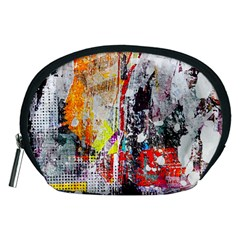Abstract Graffiti Accessory Pouch (Medium)